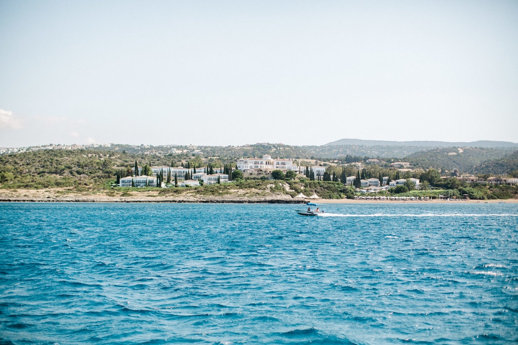 Anassa wedding Cyprus