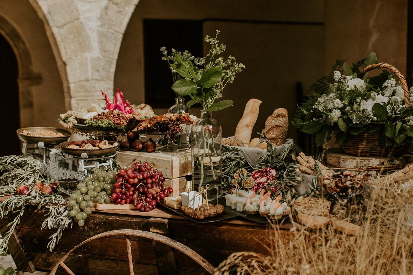 gastronomy-luxury-food-buffet-minthis-hills-paphos-cyprus-wedding